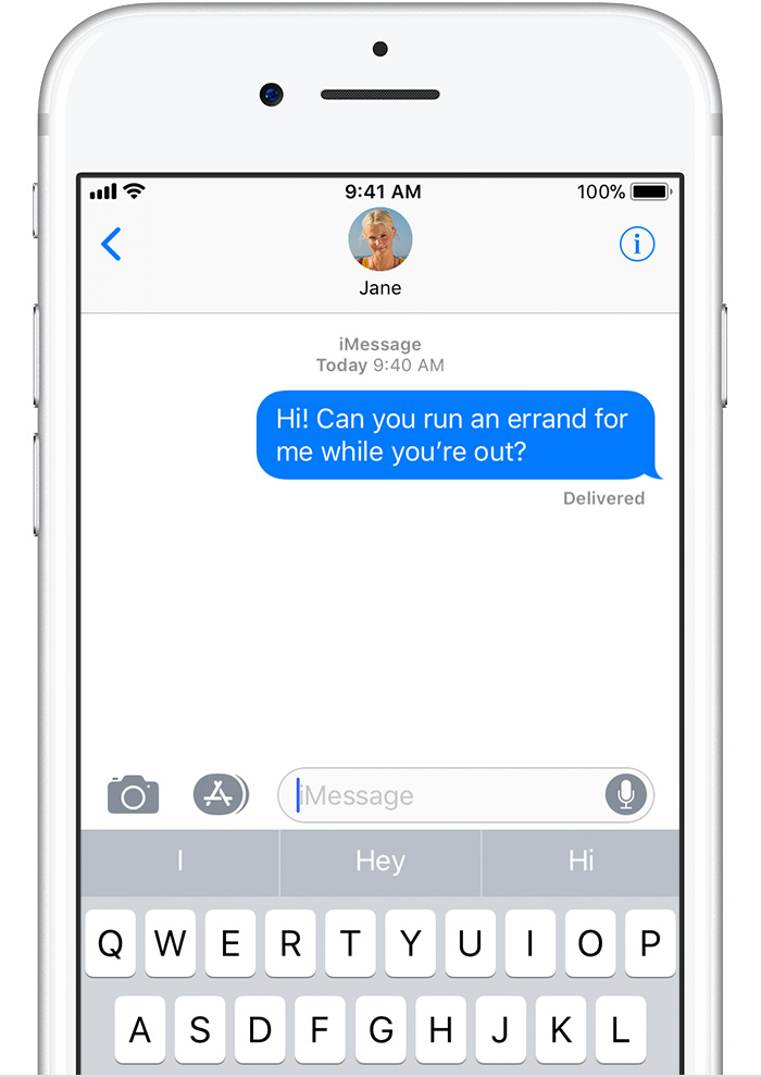 how to download messages from iphones