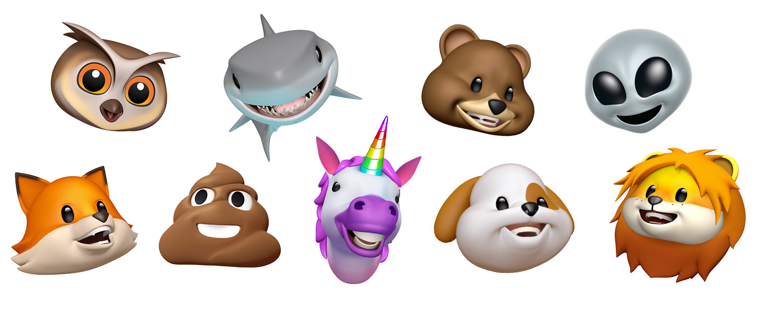 Use Animoji on your iPhone X and iPad Pro - Apple Support