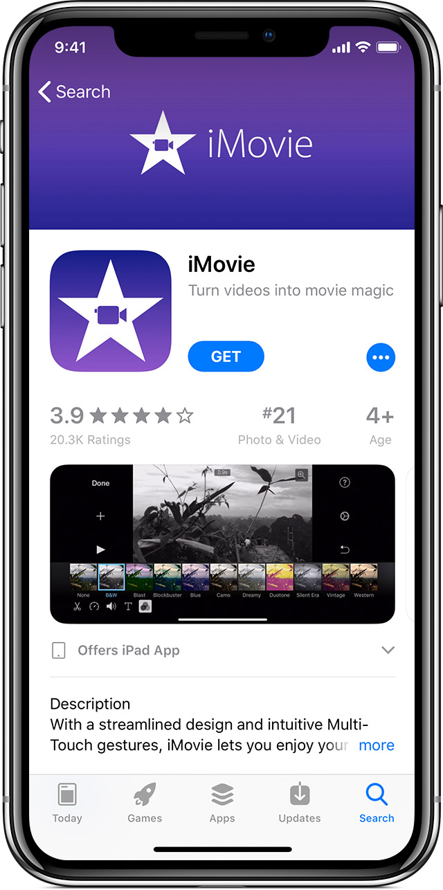 iphone app store apps and using the app apple support 11598