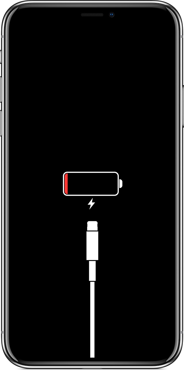 If you don't see the charging screen within an hour, or you see the connect  to power screen, check the jack, USB cable, and power adapter.