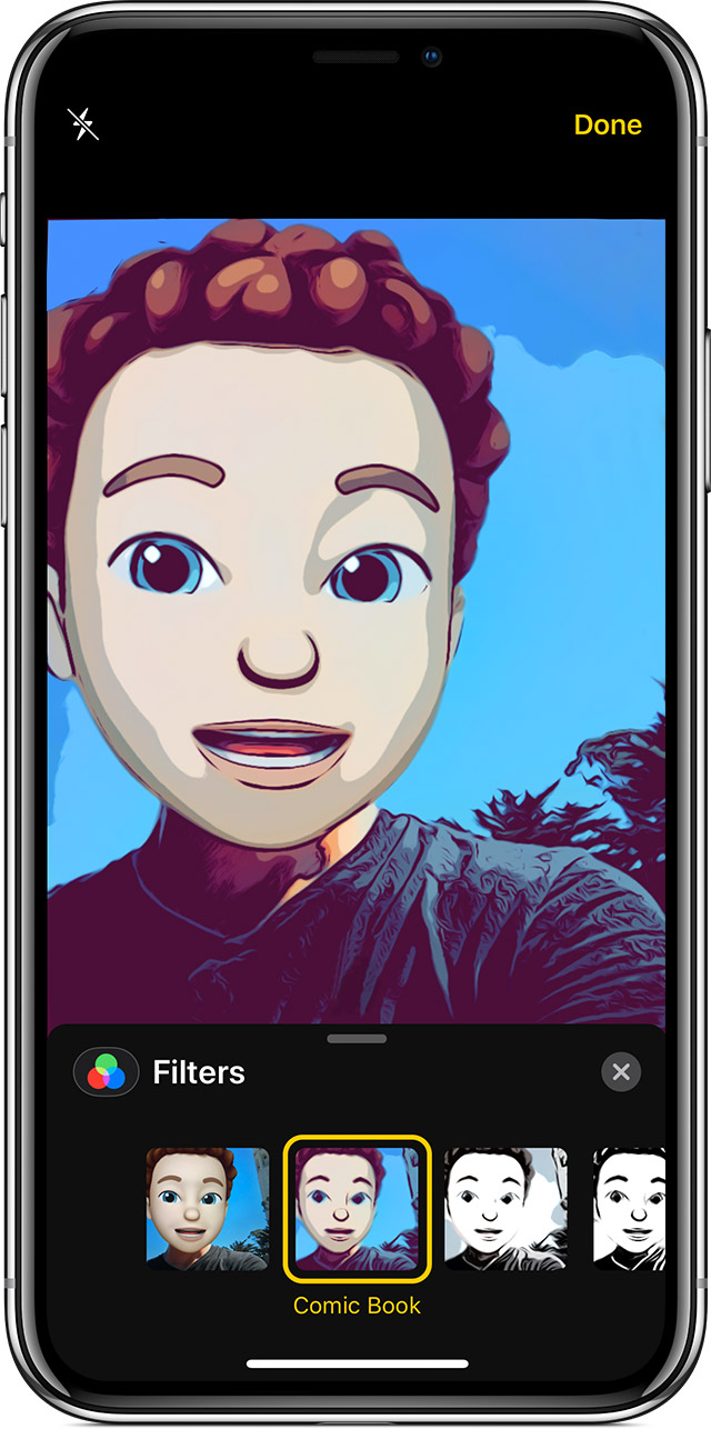 Use Memoji on your iPhone X or iPad Pro - Apple Support