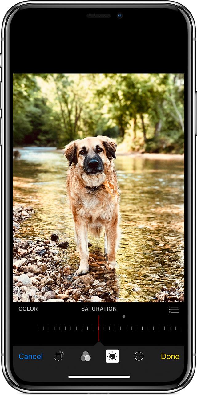 36ce0b444e5 Fotografering og redigering af billeder på iPhone, iPad eller iPod ...