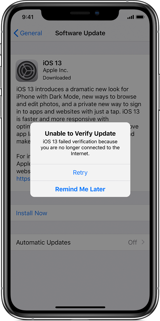 Get help with over,the,air iOS updates , Apple Support