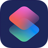 the siri shortcuts icon