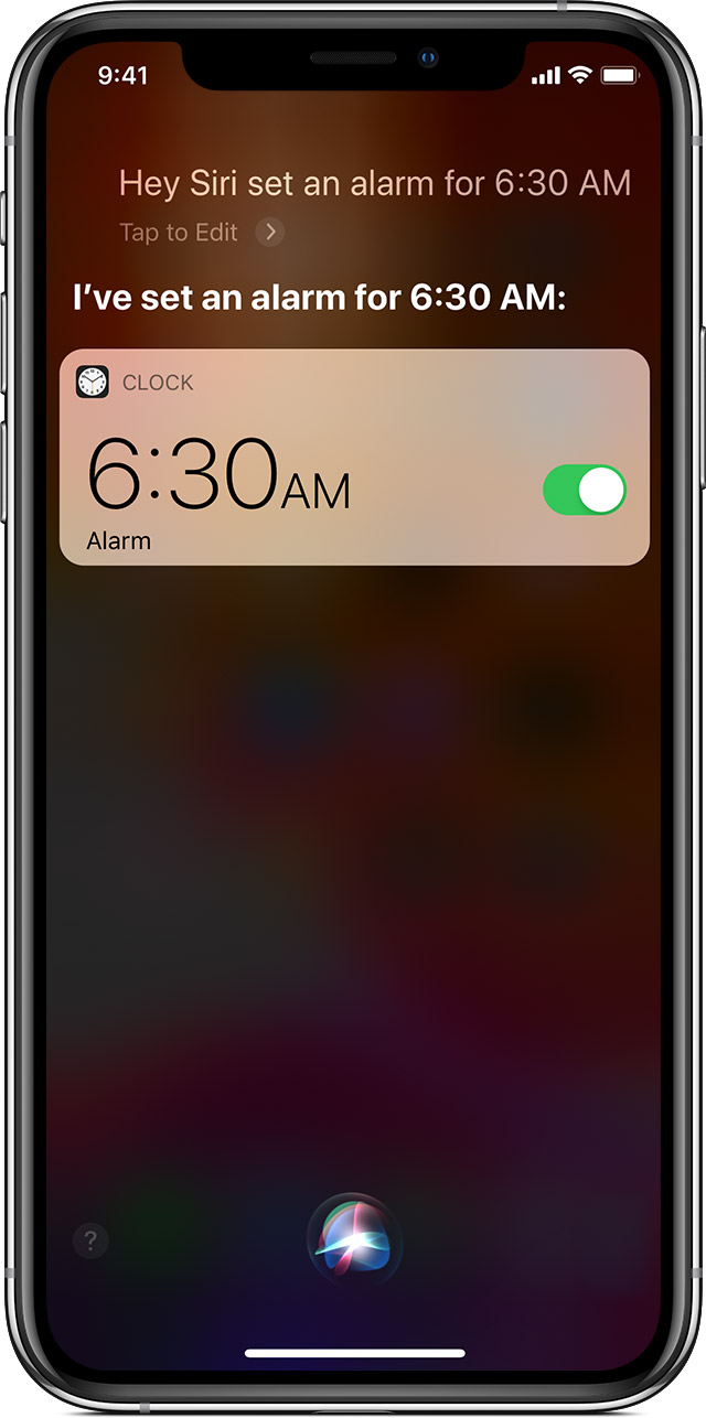 Set And Manage Alarms On Your Iphone