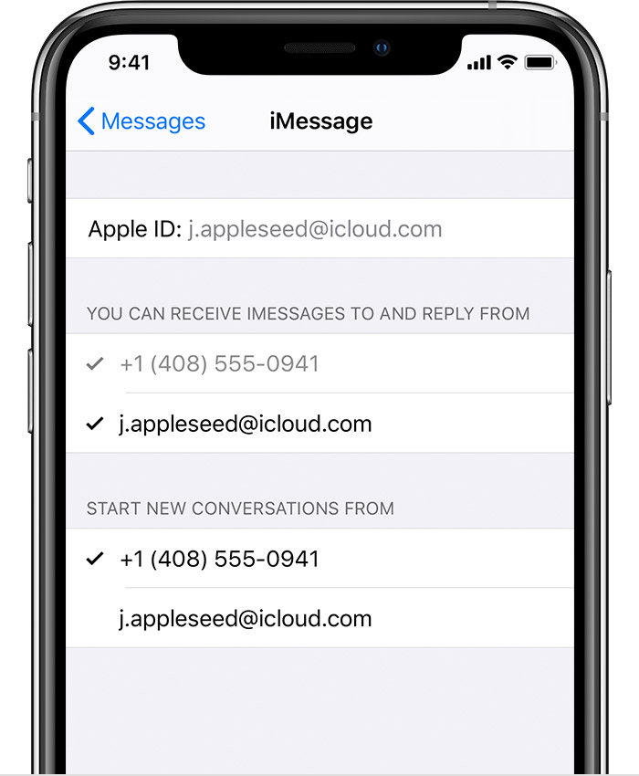 If you see an alert that your message was delivered as junk - Apple Support