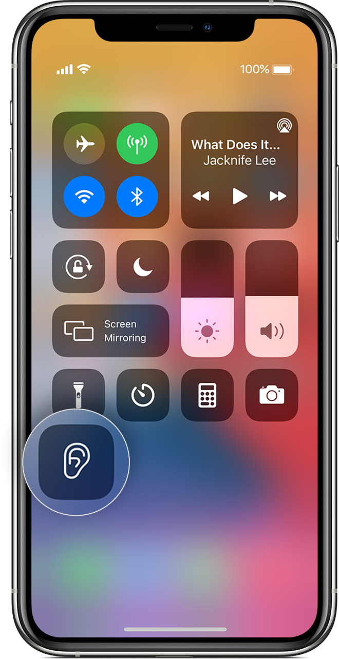 Use Live Listen with AirPods, AirPods Pro, AirPods Max, or ...