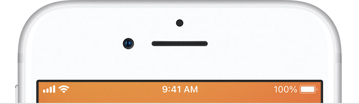 Status Icons And Symbols On Your Iphone Apple Support