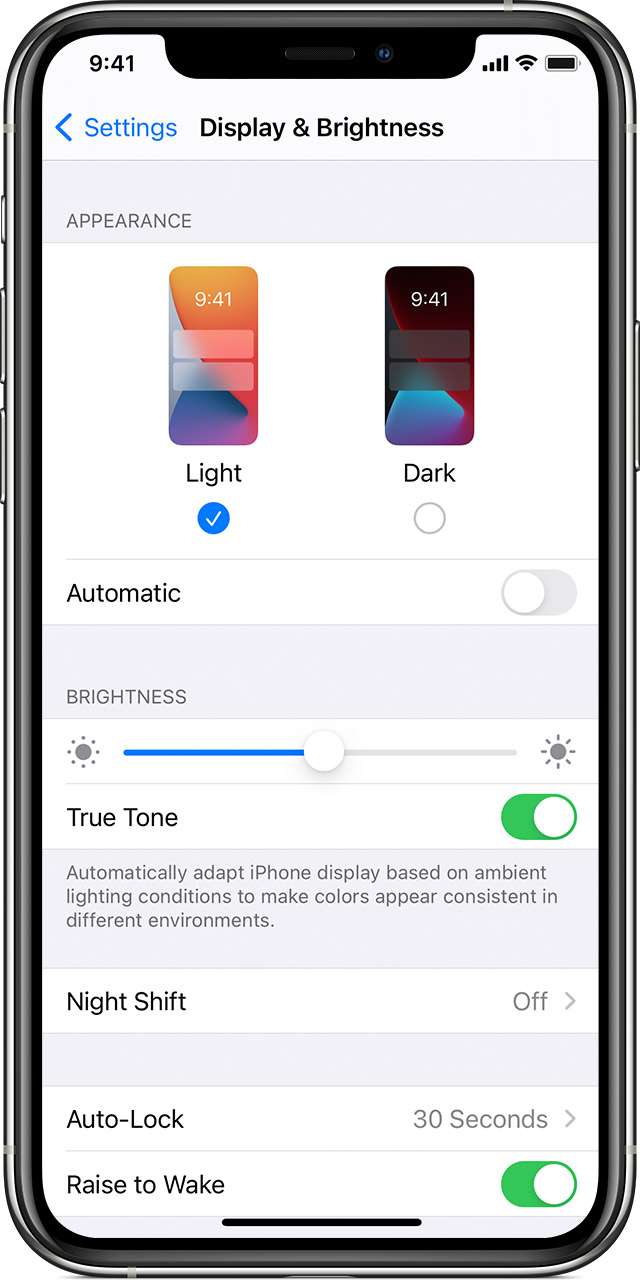 Menghemat Baterai Iphone: Dark Mode Iphone