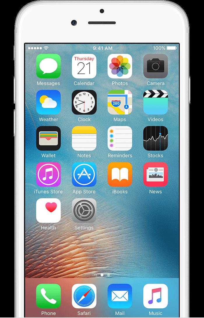 Image Gallery Iphone App Camera Screen