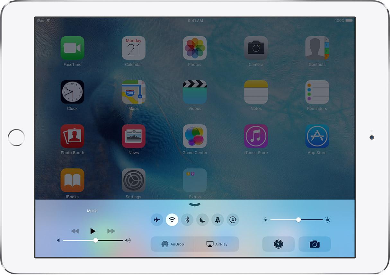 How to make ipad air 2 auto rotate lock screen 3