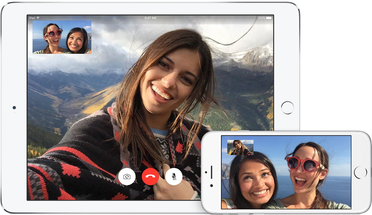 Use Facetime With Your Iphone Ipad Or Ipod Touch Apple