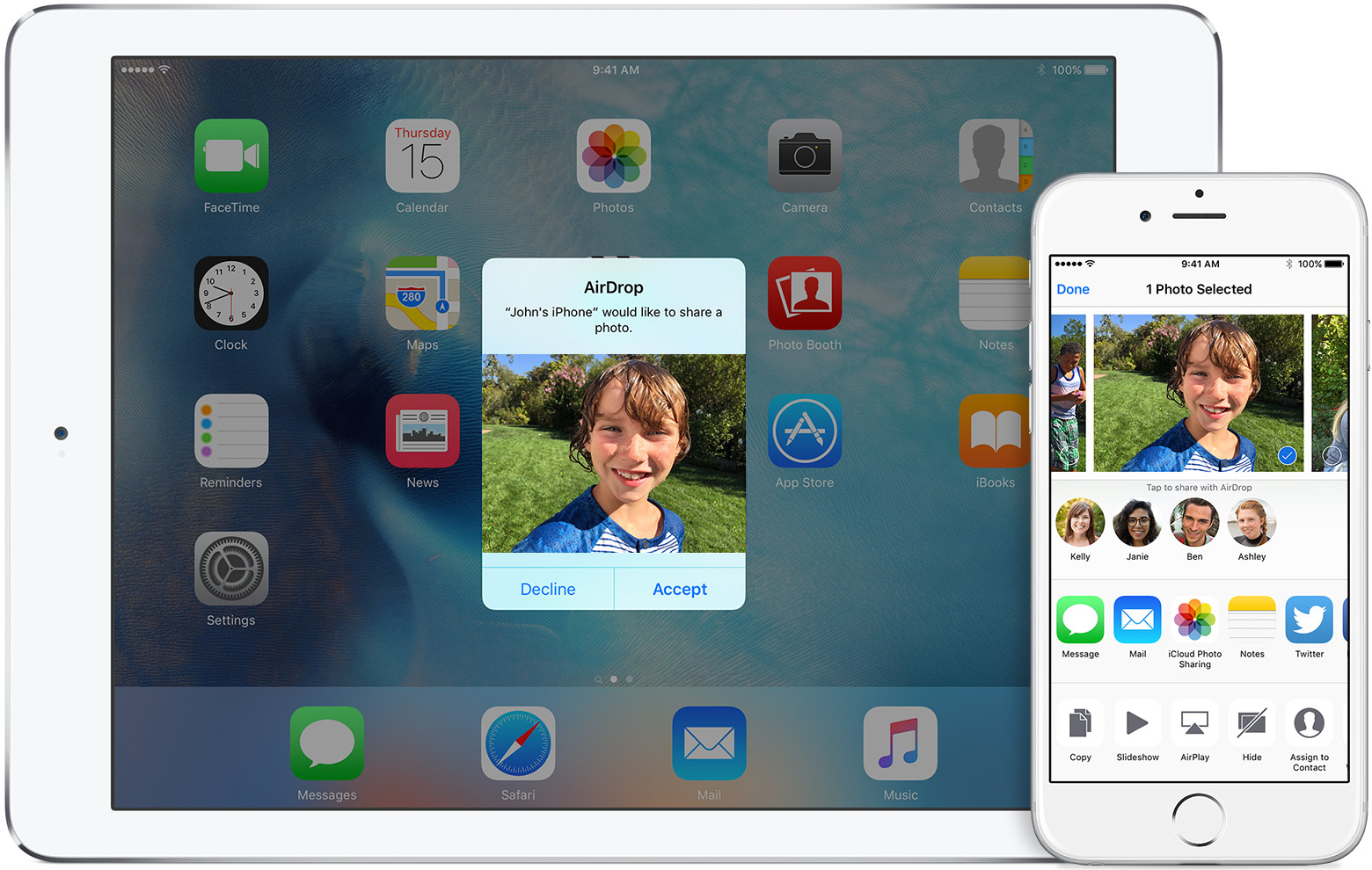 use iphone as ipod how to use airdrop with your iphone or ipod touch 16359