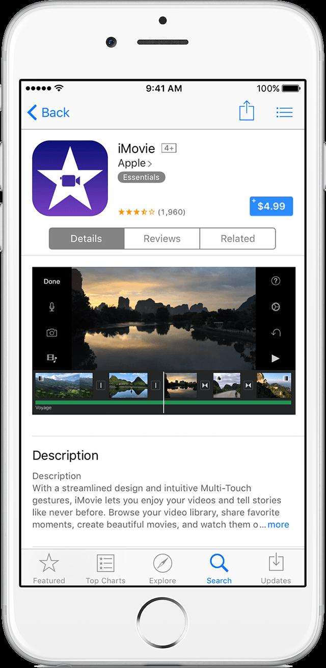 apple ipad apps