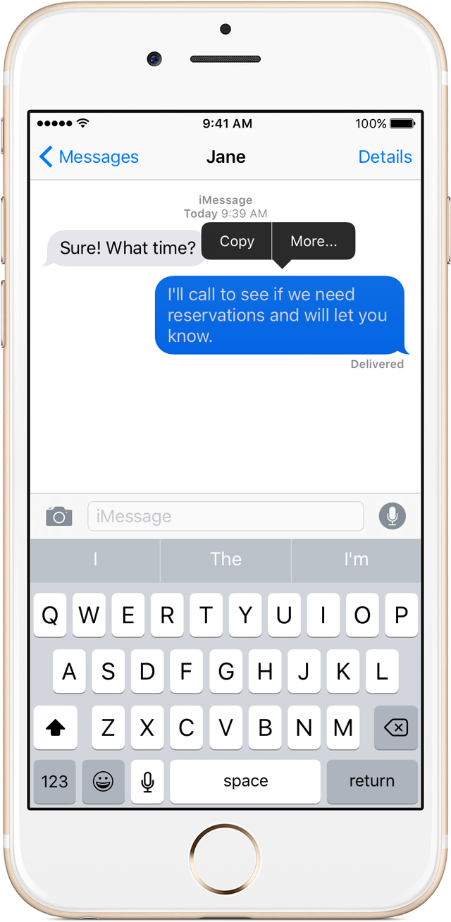 iphone messages use messages with your iphone or ipod touch apple support