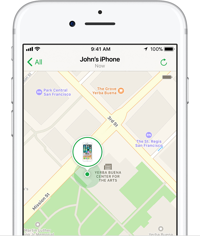 Find My Iphone From Another Phone