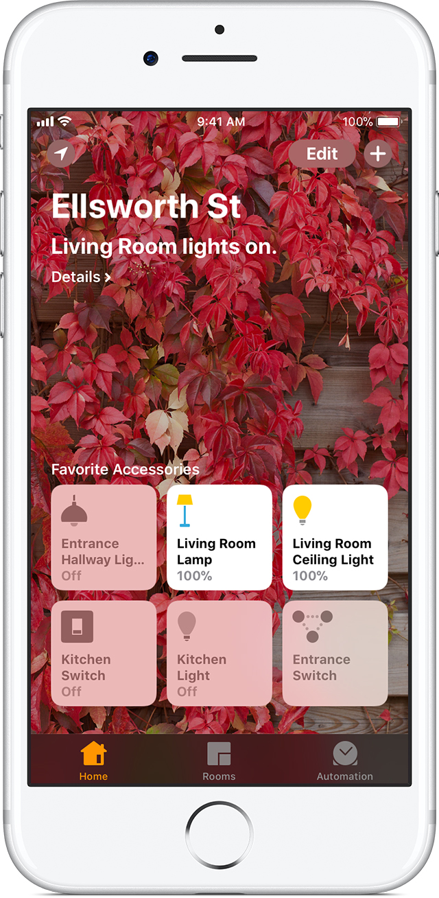 Use The Home App On Your Iphone Ipad And Ipod Touch