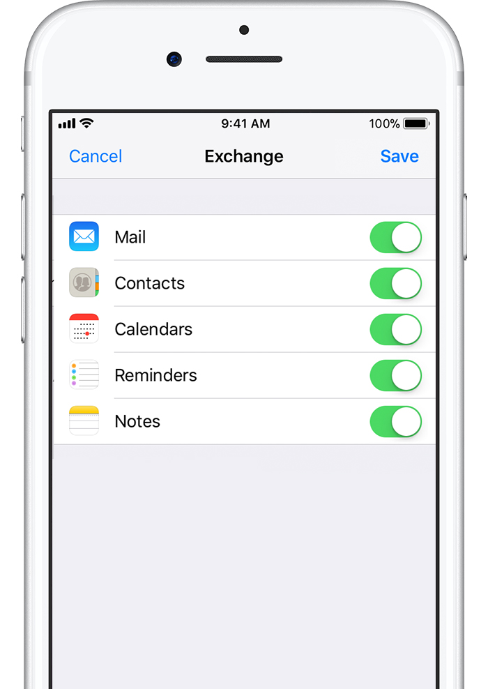 how to set up groups on iphone set up exchange activesync on your iphone or ipod 7480