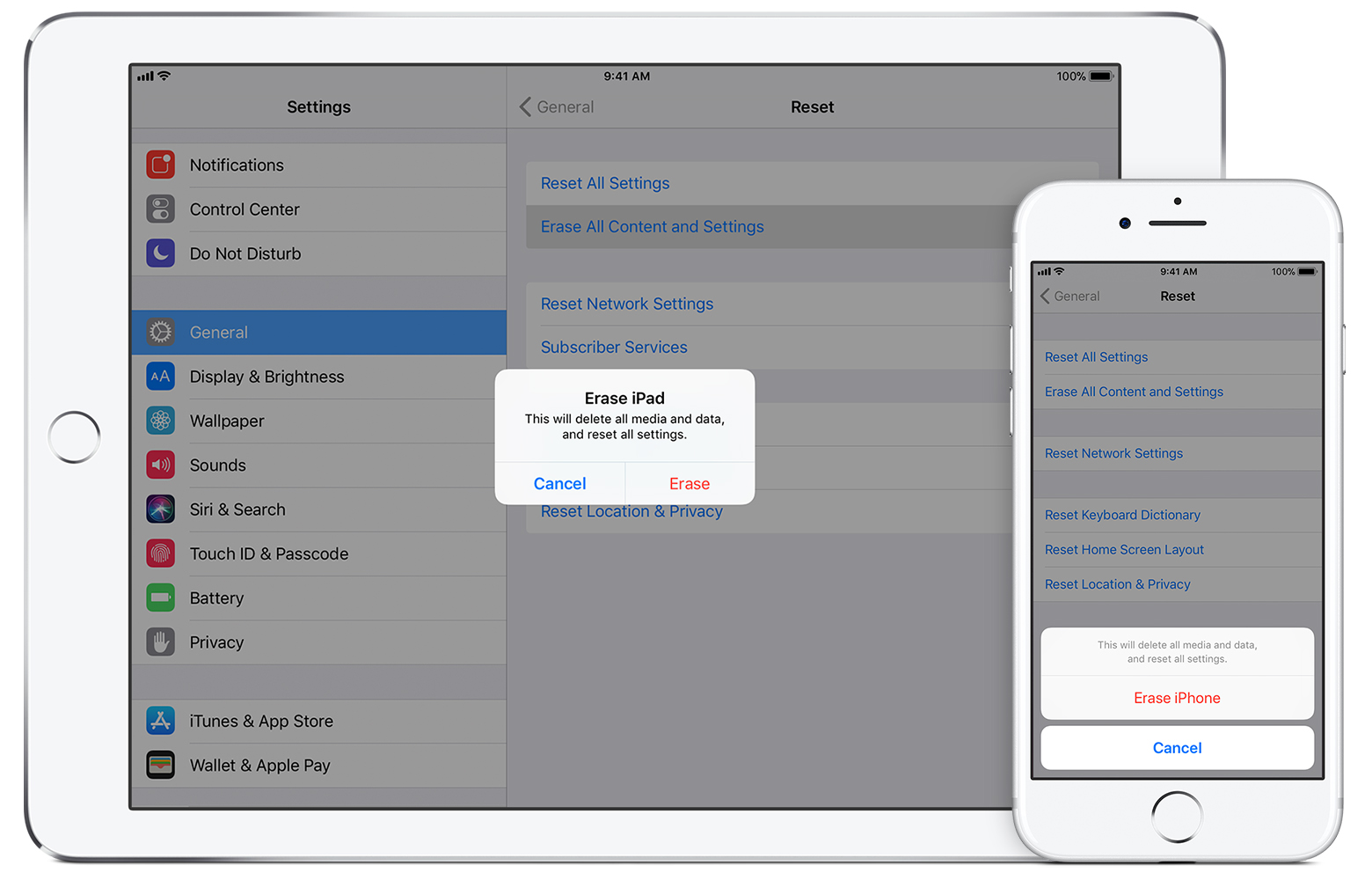How To Wipe Data From Iphone