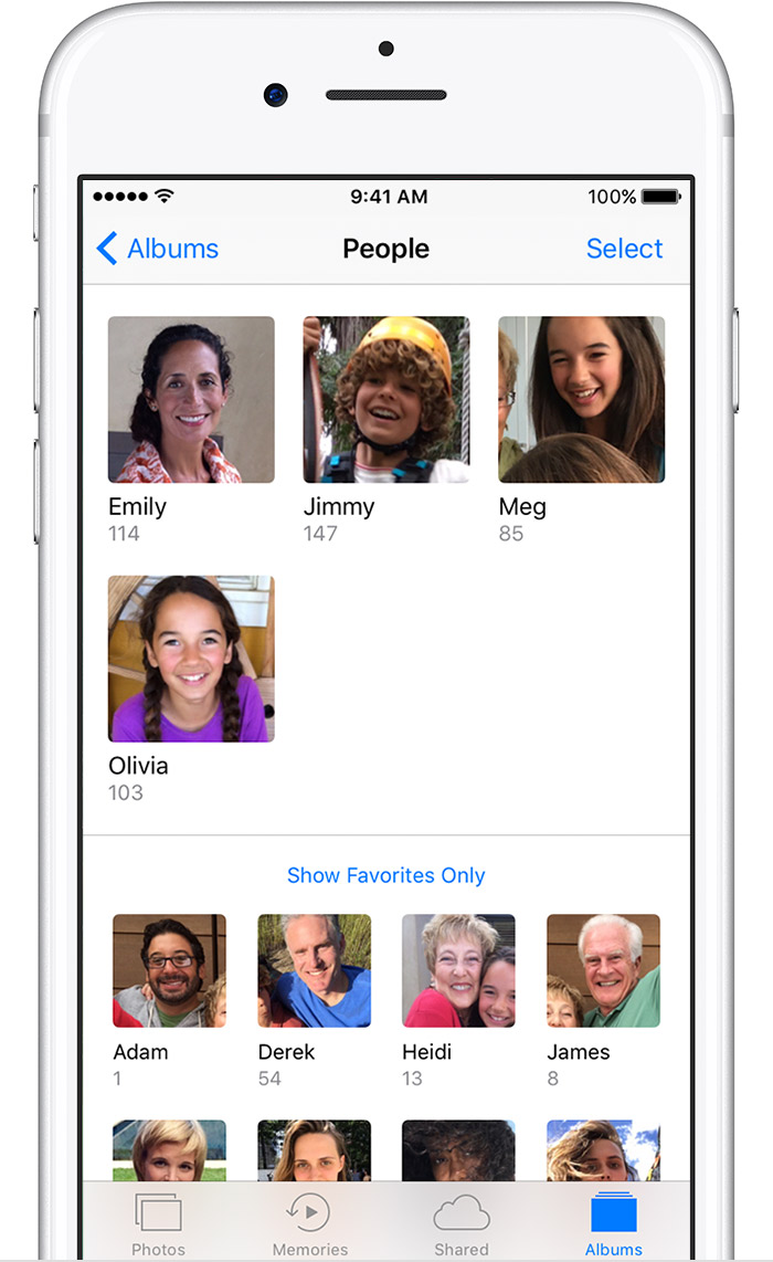 organize and find your photos apple support