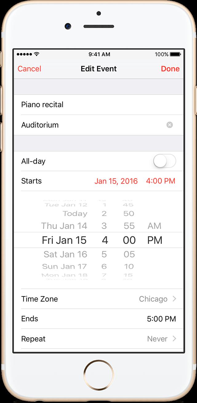 Calendar - Share Calendars With Your Family