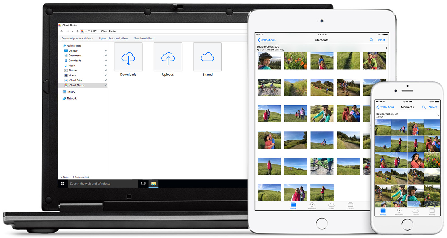 set up and use icloud photo library on your windows pc apple support