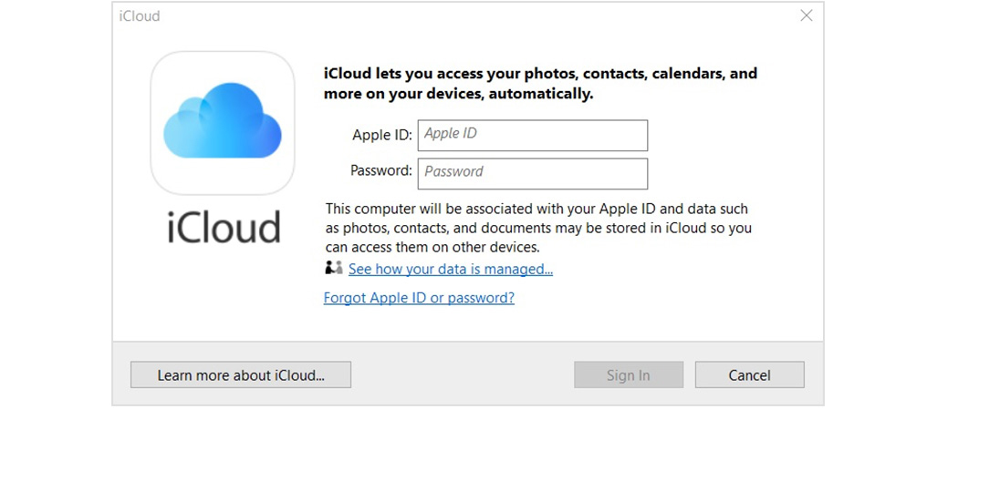 Download icloud pour windows 10 | iCloud Free Download for