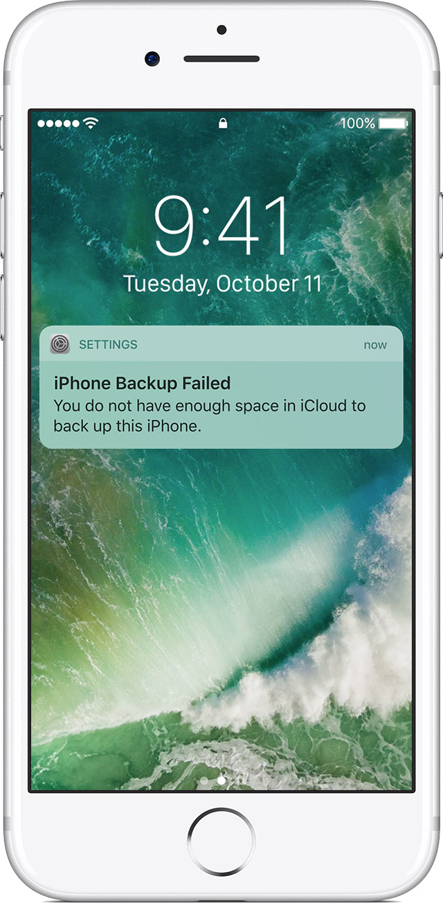iphone not backing up if icloud backup couldn t be completed or you can t 1589