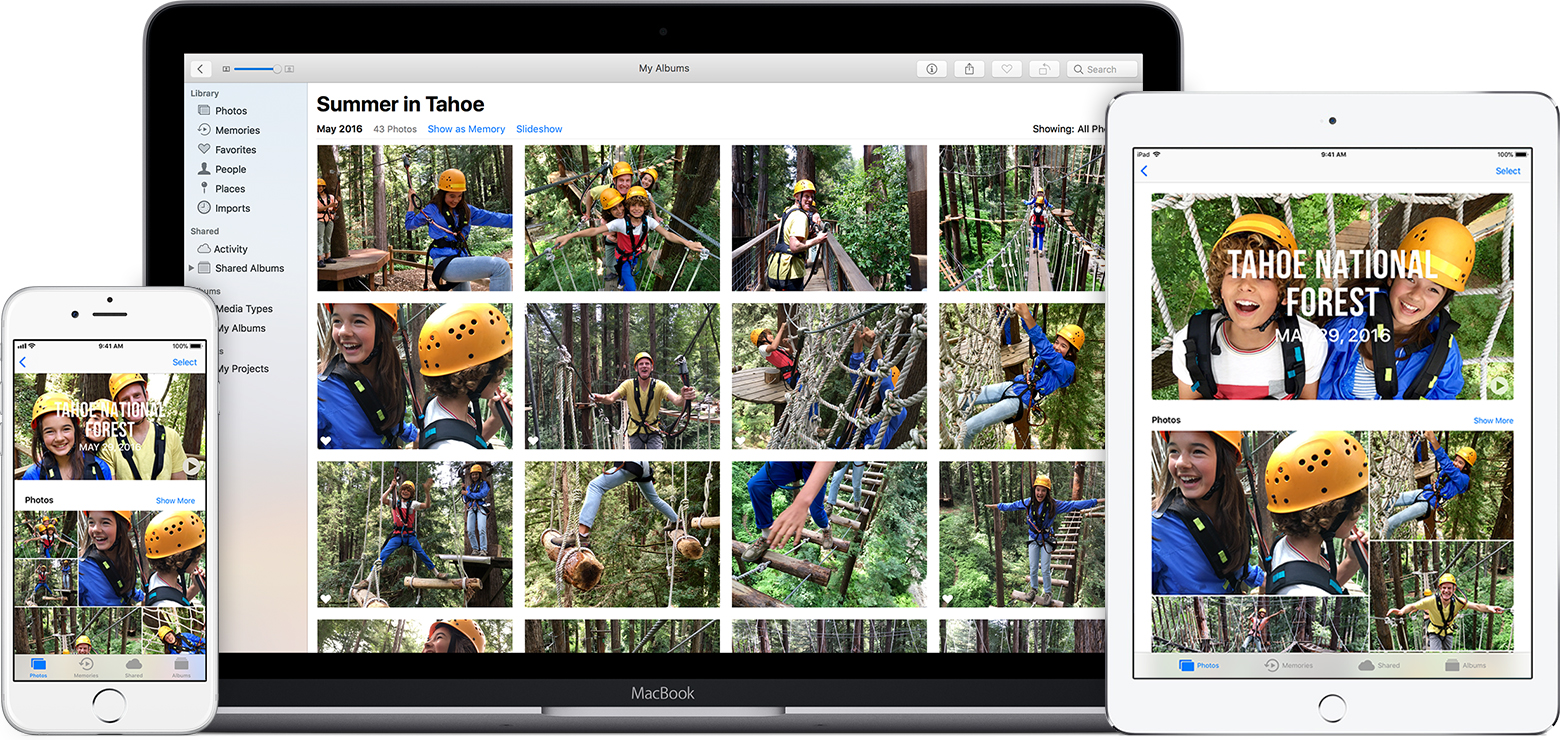 how to delete photo library from mac