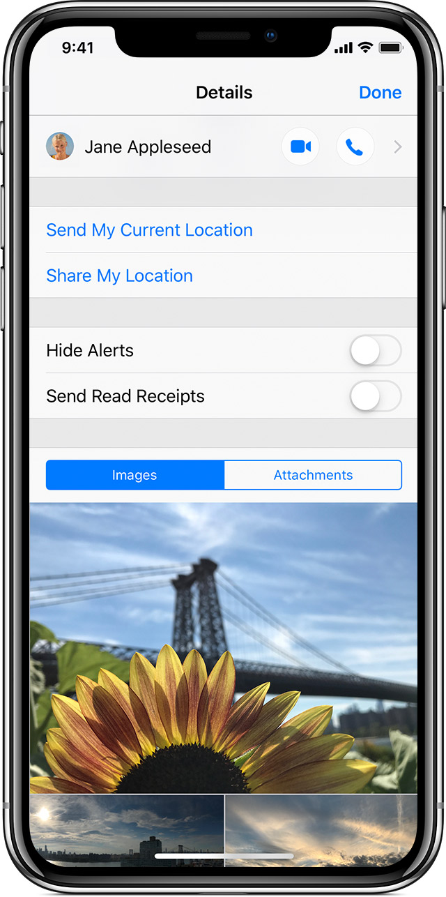 Get help with Messages in iCloud - Apple Support