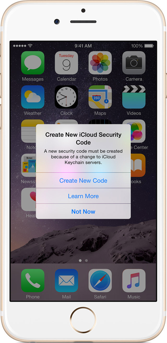 how to get my icloud verification code without my phone