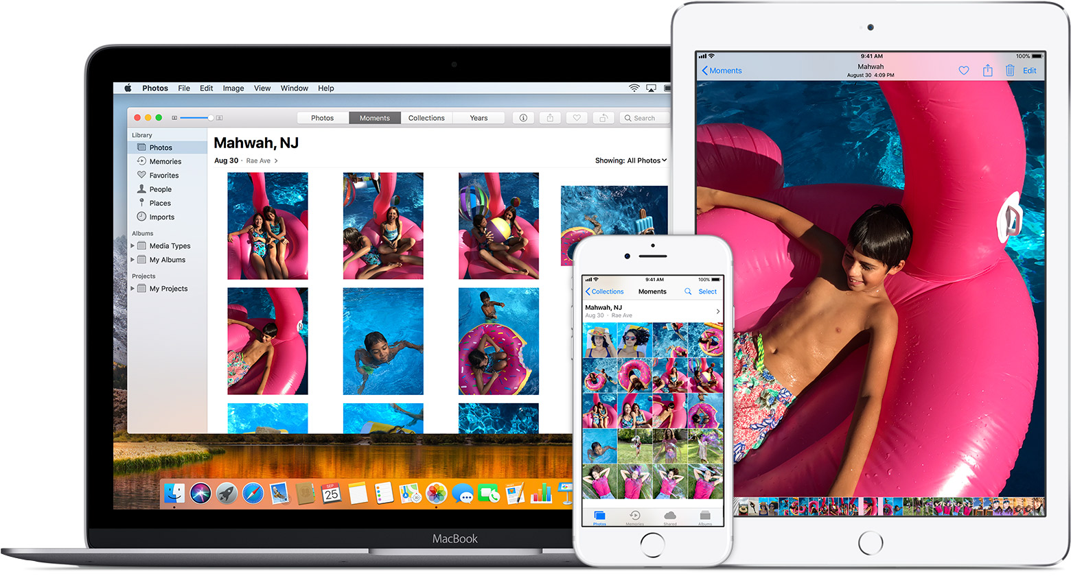 keep your photos safely stored and up to date on all of your devices apple support