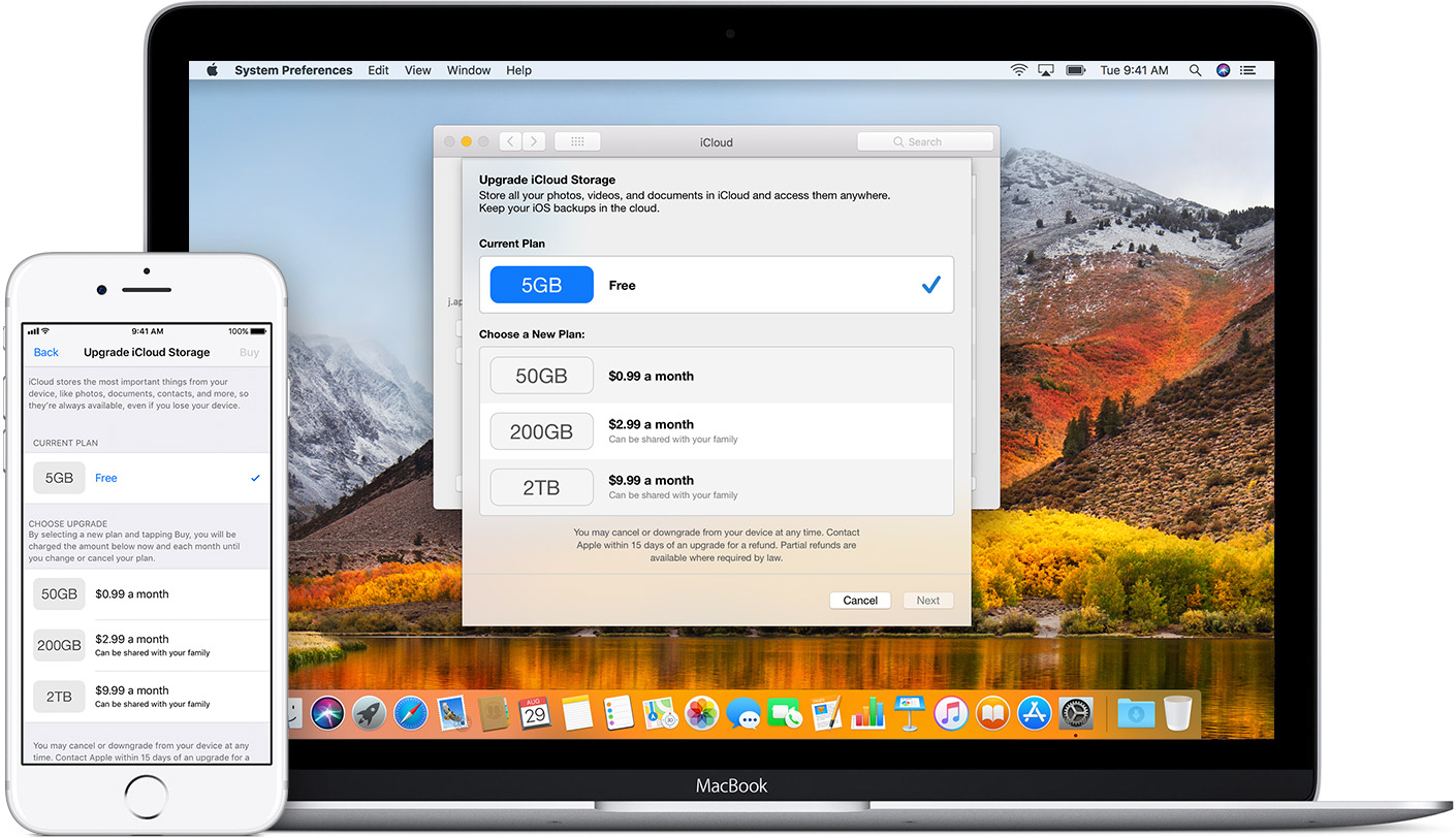 Upgrade Your Icloud Storage From Any Device