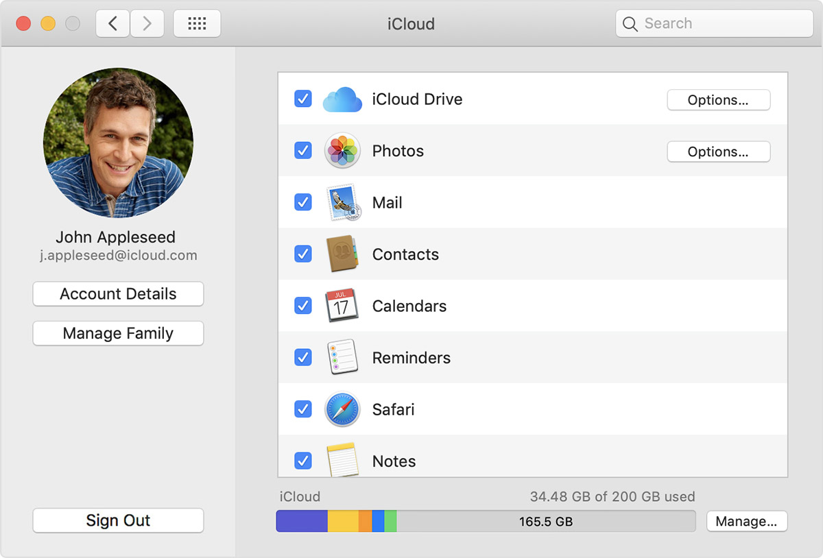cant download icloud drive app