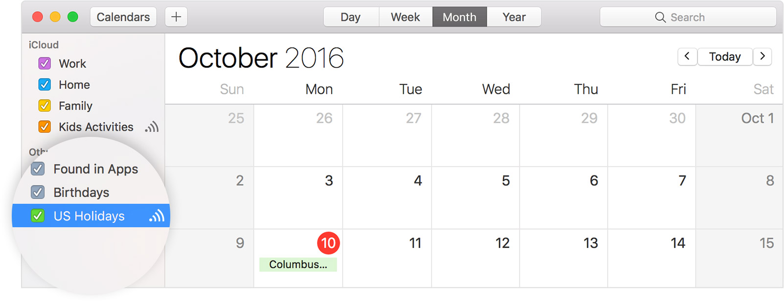 Calendar Apple : Use icloud calendar subscriptions apple support
