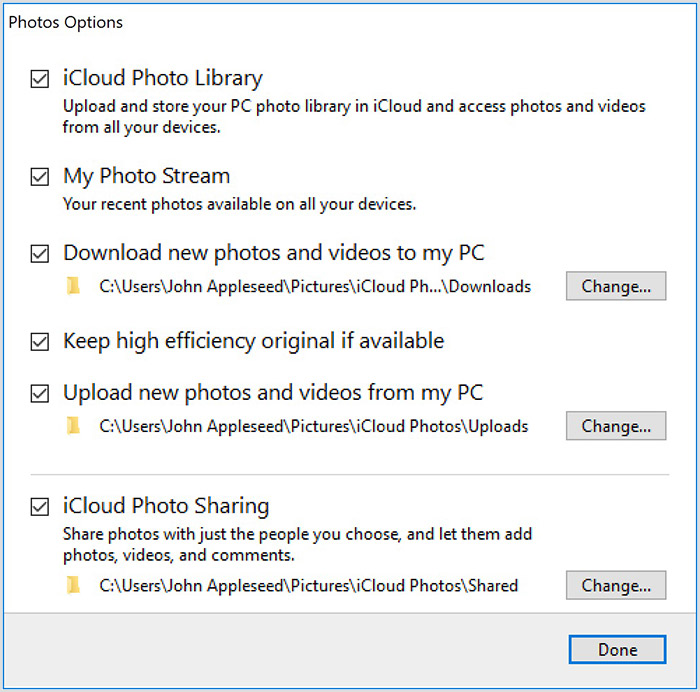 How to download my photos and videos from icloud