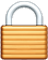 the lock icon