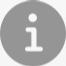gray info button