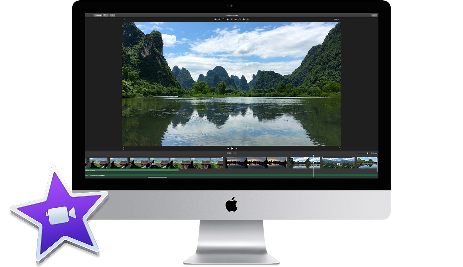 iMovie supported cameras