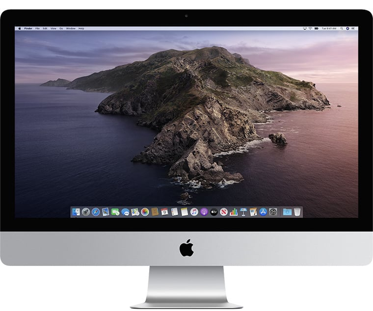 Identify Your Imac Model Apple Support