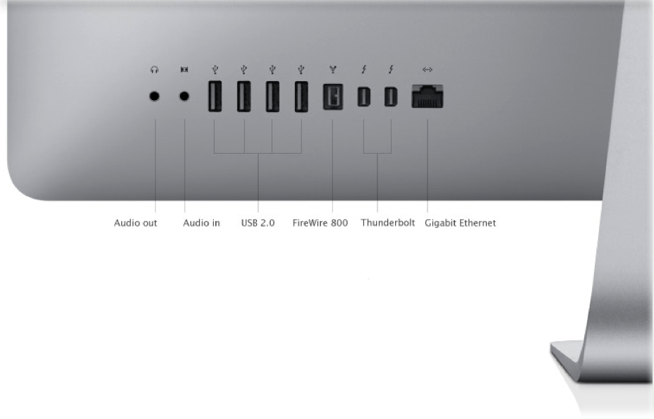 What does firewire look like 8