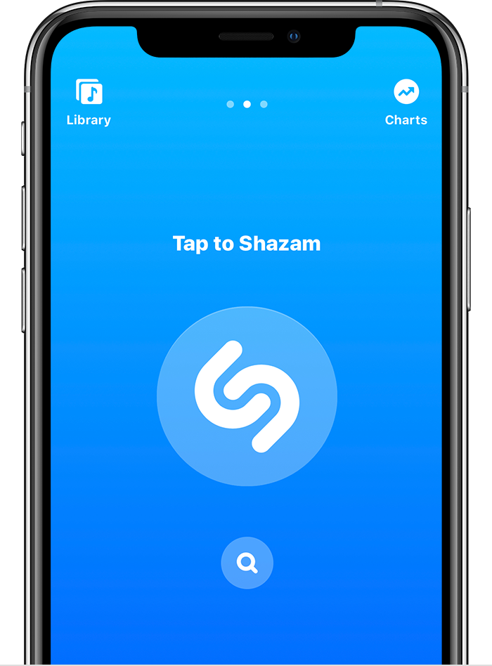 Use Shazam to identify songs and find new music - Apple Support