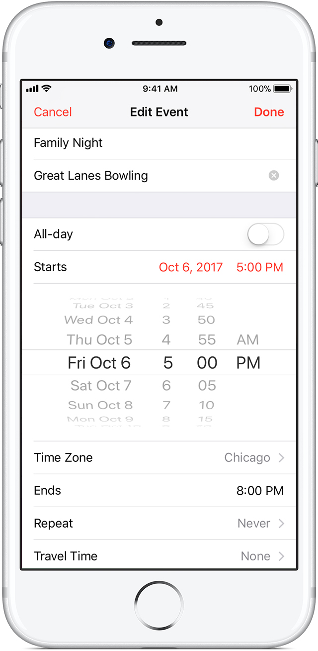 Calendar Apple : Keep your calendar up to date with icloud apple support