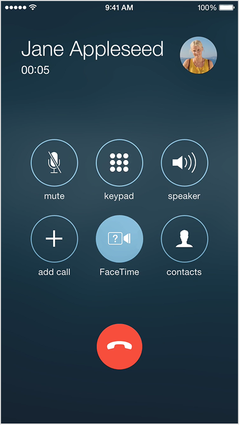 iphone not making calls use facetime with your iphone or ipod touch apple 15342