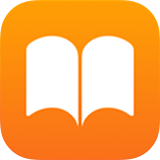 the Apple Books iOS app icon