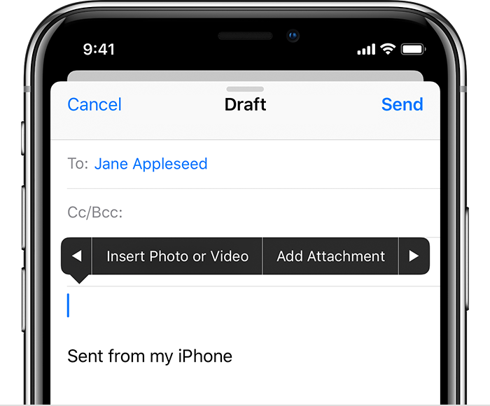 How to send attachments in Mail on your iPhone, iPad, and