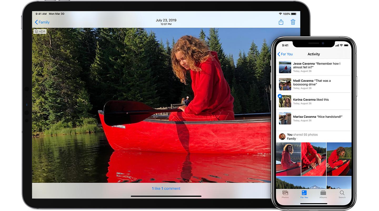 Ipad album to how photo delete How to