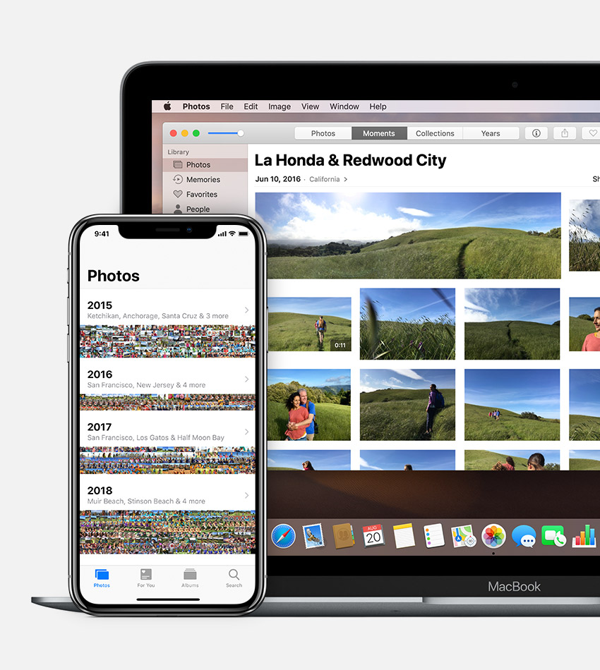 MacOS - Photos - Apple