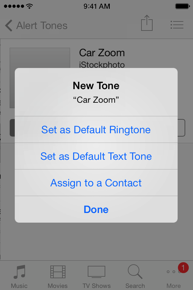 iphone purchased text tone not working