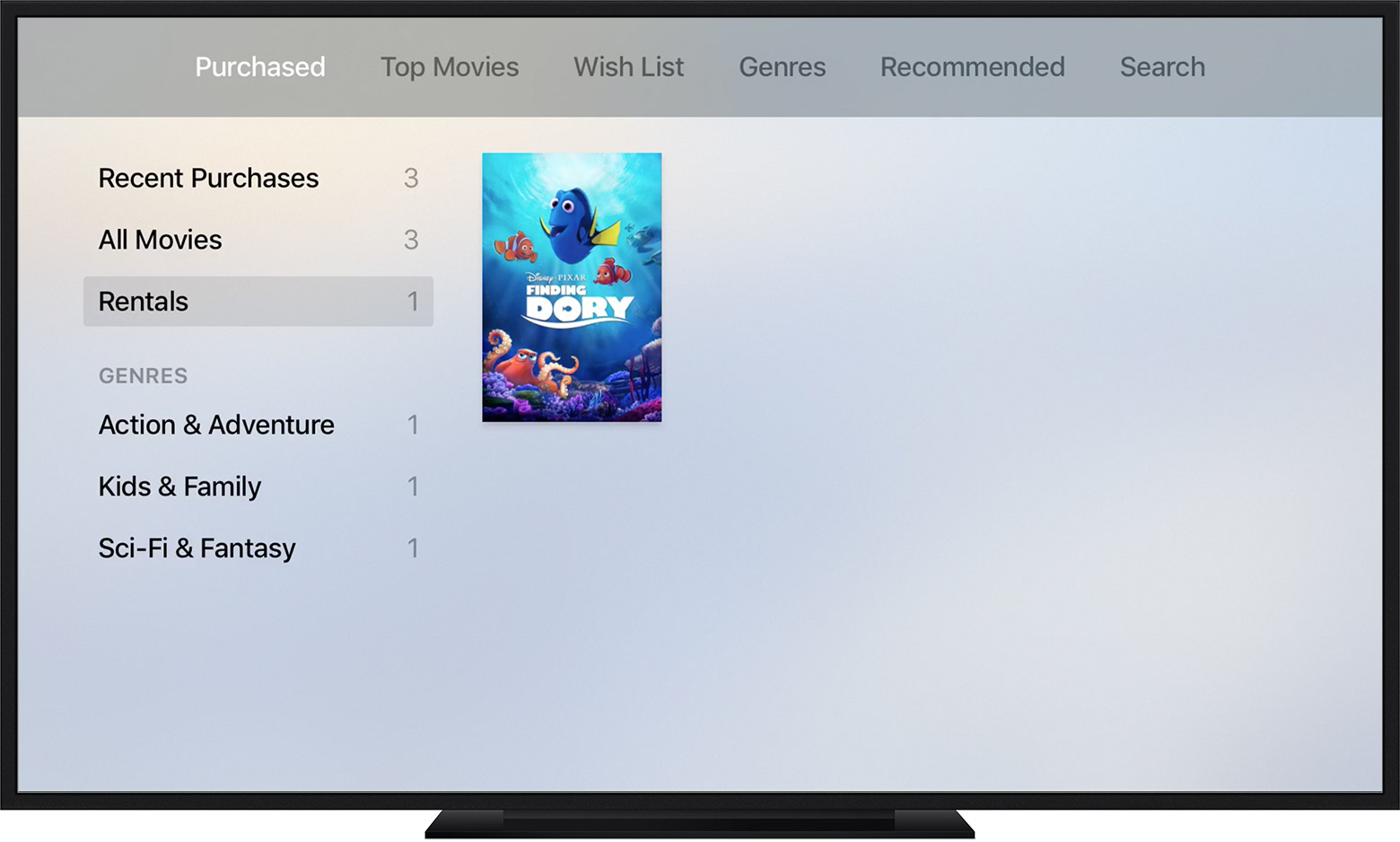 about renting movies from the itunes store apple support